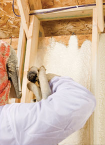 Topeka Spray Foam Insulation Services and Benefits